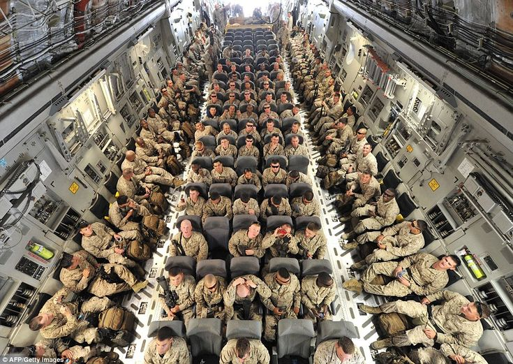Picture of U.S. troops crammed into military plane as they fly out to AfghanistanPhotos Journals, Heroesour Military, Class Military, Cargo Planes, Afghanistan, Transportation Planes, En Route, American Military, American Soldiers