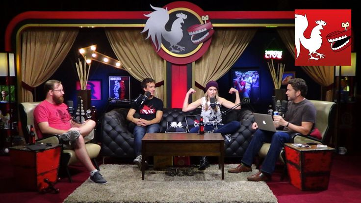 Rooster Teeth Video Podcast #288