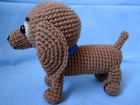 Tinkerbell Amigurumi Free Pattern : Oltre 1000 immagini su amigurumi dogs su Pinterest ...