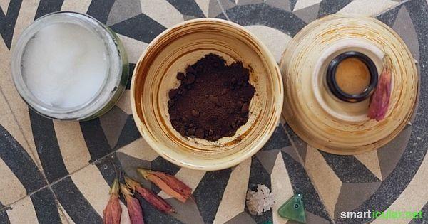 Kaffee-Salbe gegen müde Augen – ganz leicht selbst gemacht
