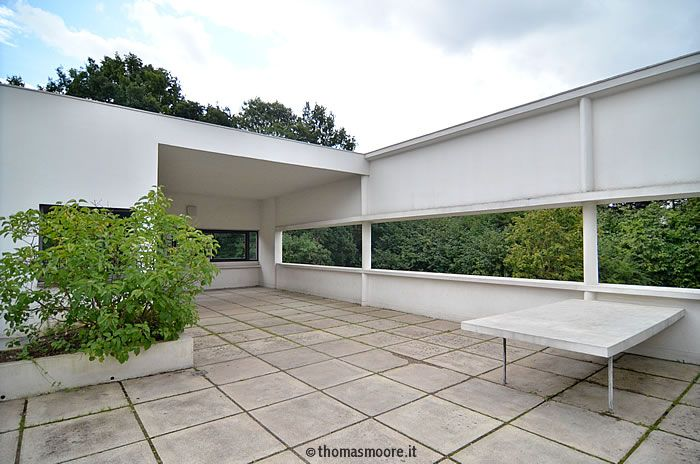 16 best favorite hotels images on pinterest chateau - Le corbusier tetto giardino ...