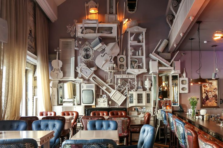 Гастропаб BEER&BRUT - Лучший интерьер ресторана, кафе или бара | PINWIN - конкурсы для архитекторов, дизайнеров, декораторов