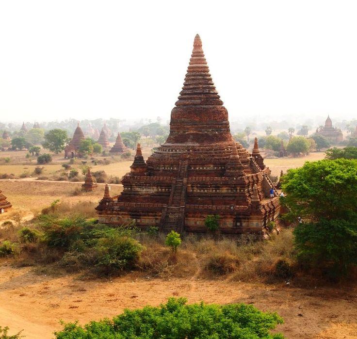 Old Bagan, Myanmar.