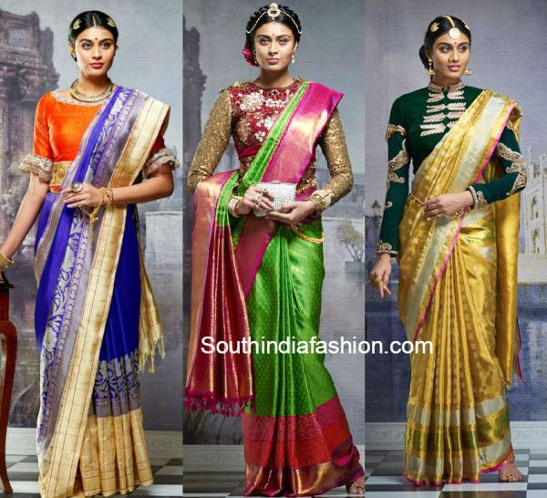 414 Best Sari And Accesories Images On Pinterest