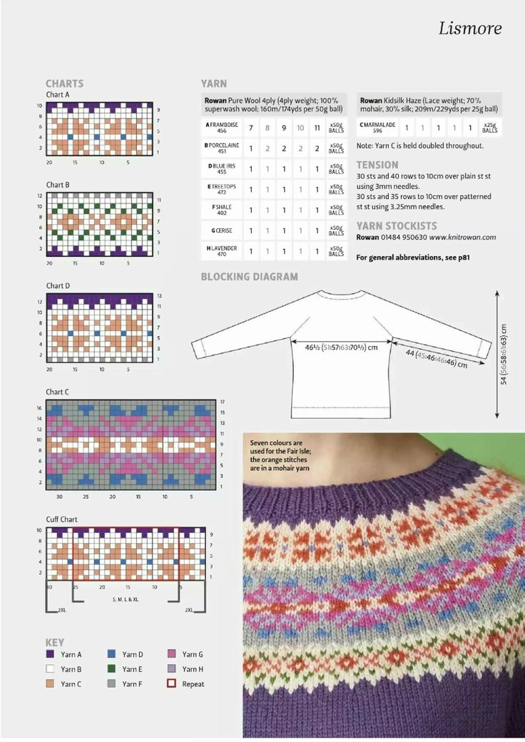 311 best fair isle images on Pinterest | Knit patterns, Knitting ...