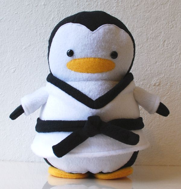 Tae Kwon Do Penguin