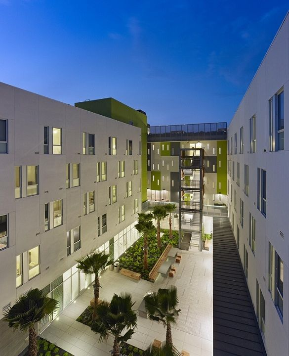 Cool Apartment Courtyards - Google Search