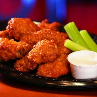 Buffalo Wings - all time favorite appetizer/snack