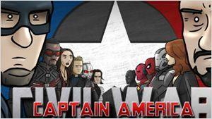 El divertido final alternativo de 'Capitán América: Civil War'