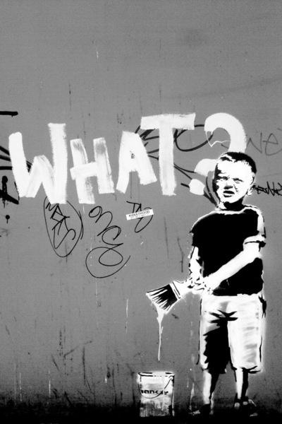 169 best banksy streetart images on pinterest print to canvas banksy and berlin. Black Bedroom Furniture Sets. Home Design Ideas