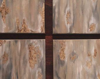 Como visto en HGTV revista pintura de pan de por PaintAndPattern