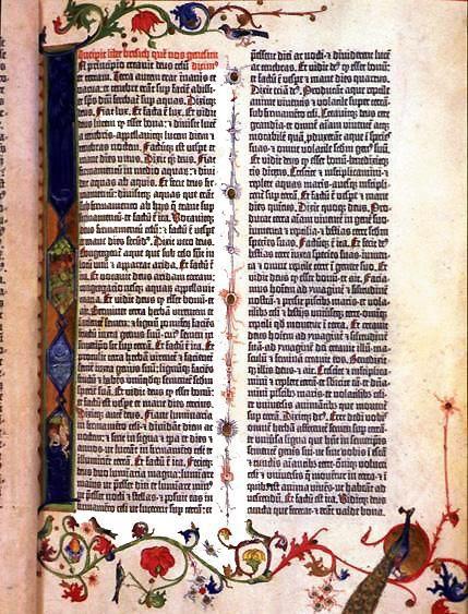 Johannes Gutenberg | Gutenberg bible, Johannes gutenberg ...