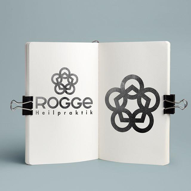 #rogge #design #logo #budde #mediendesign #heilpraktik #iserlohn