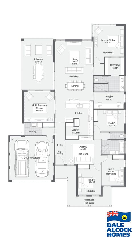 Leighton I | Dale Alcock Homes