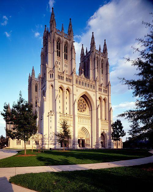 The National Cathedral | WashingtonNationalCathedralHighsmith15393v