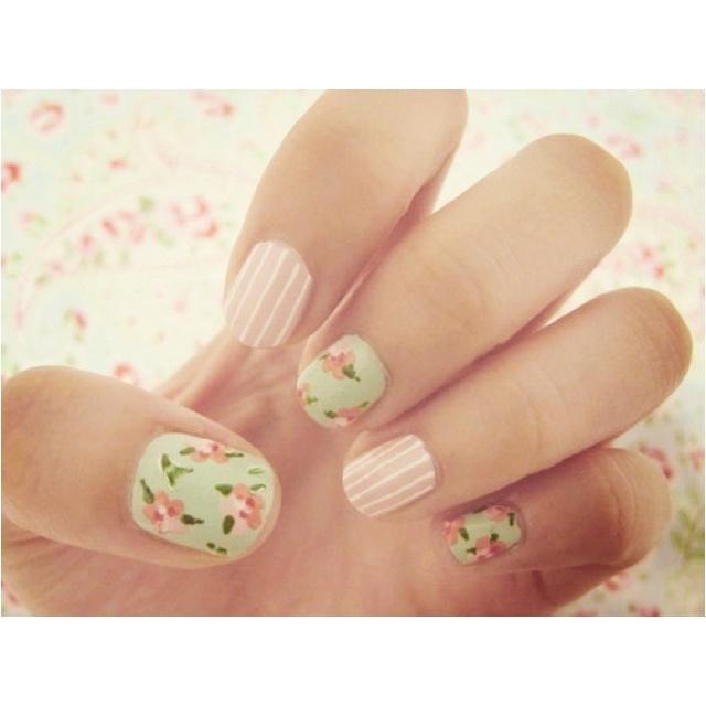Adorable nails~