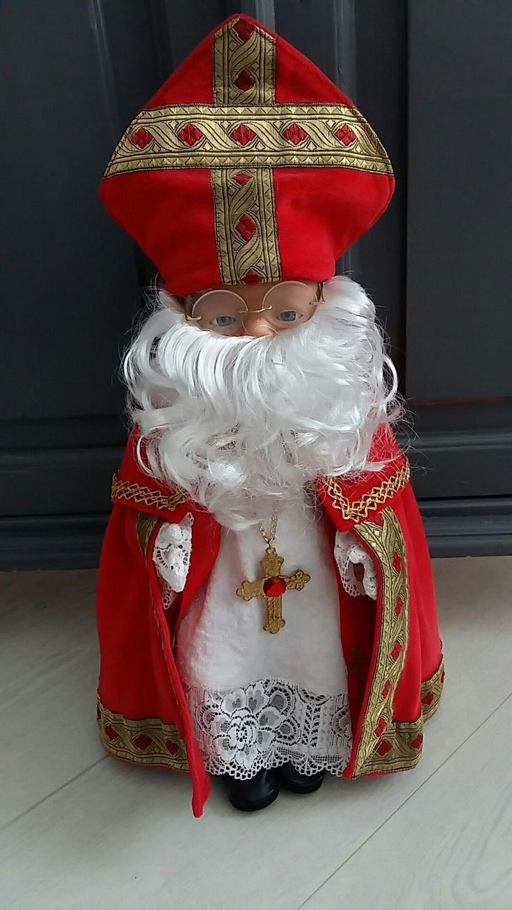 BABY BORN Sinterklaas