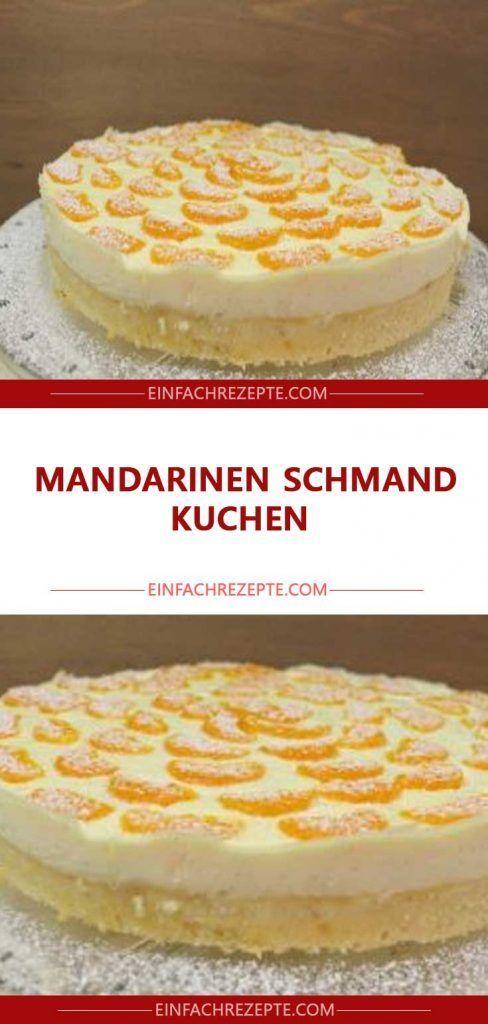 Mandarinen Schmand Kuchen 😍 😍 😍
