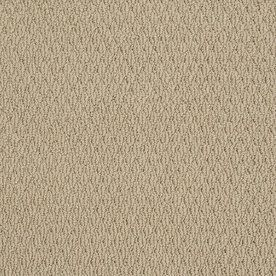 STAINMASTER�Trusoft One Last Dance 12-Ft Flax Fashion Forward Indoor Carpet - loews