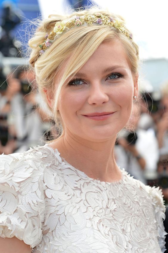 awesome Awesome Celebrity Wedding Hairstyles to Copy