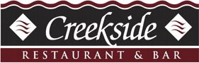 Creekside Restaurant & Bar (Brecksville, Ohio). My favorite local restaurant for so many years!