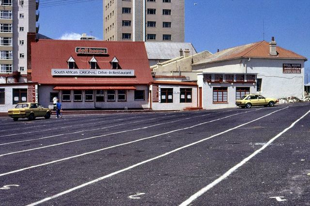 The Doll House Drive-in Restaurant, Mouille Point, Cape Town | Flickr - Photo Sharing!