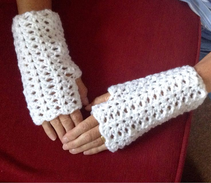 A personal favourite from my Etsy shop https://www.etsy.com/uk/listing/543226577/fingerless-mittens