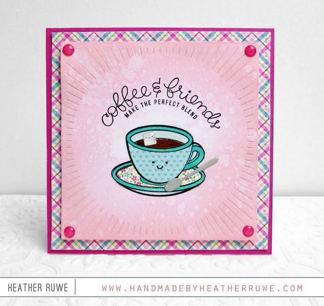 Hello and welcome. I'm sharing a card today using THIS  adorable new card kit from Simon Says Stamp...    Click HERE for more information ab...