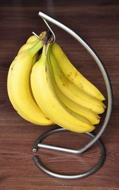 Lebensmittel richtig lagern: Bananen und Äpfel nciht zusammen lagern