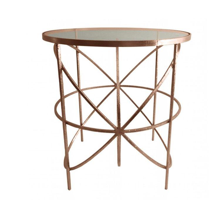 Sphere Table Bronze
