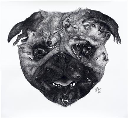 Wolf Pug
