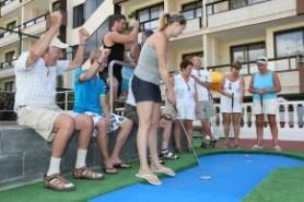 Hotel Bitácora Tenerife mini golf