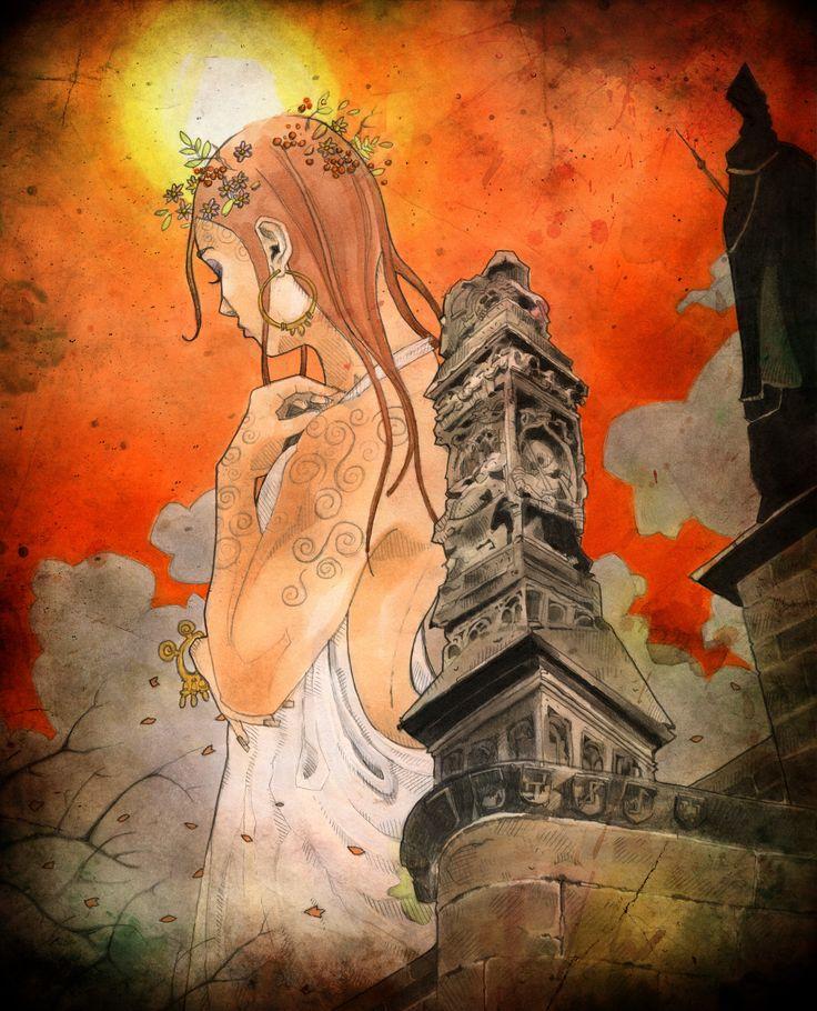 Věštkyně - Delarock