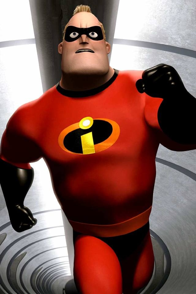 The Incredibles. Bob Parr, Mr.Incredible