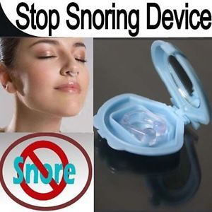 Stop Snoring Anti Snore Device Made of Silicone Material @ Rs 799