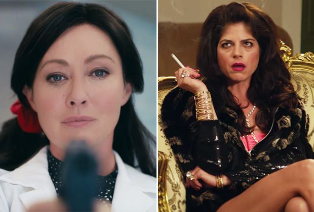 """Heathers Trailer: Shannen Doherty, Selma Blair Appear in NSFW First Look  