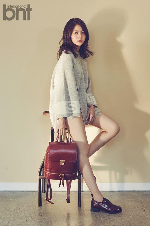 Hwang SeungEon #황승언 150915 세인트스코트의 새로운 모델
