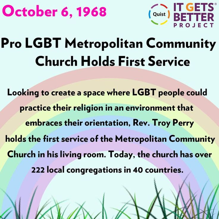 LGBT-Affirming Metropolitan Community Church Conducts First-Ever Service
