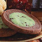 Cookie recipe: Chocolate Mint Wraparounds