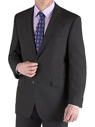 300 kr. Suit Direct Suit Direct Charcoal Suit Jacket - SD120363 Single Breasted Regular Fit Mixer Jacket Charcoal 34L Suit Direct http://www.amazon.co.uk/dp/B008LIGMPA/ref=cm_sw_r_pi_dp_bSA3wb0H6N6HR