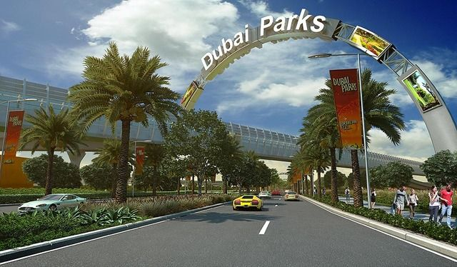 Free entry for 2 companions of people of determination in #DubaiParks