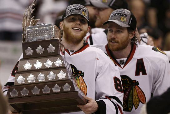Stanley Cup final: Patrick Kane wins Conn Smythe Trophy as playoff MVP