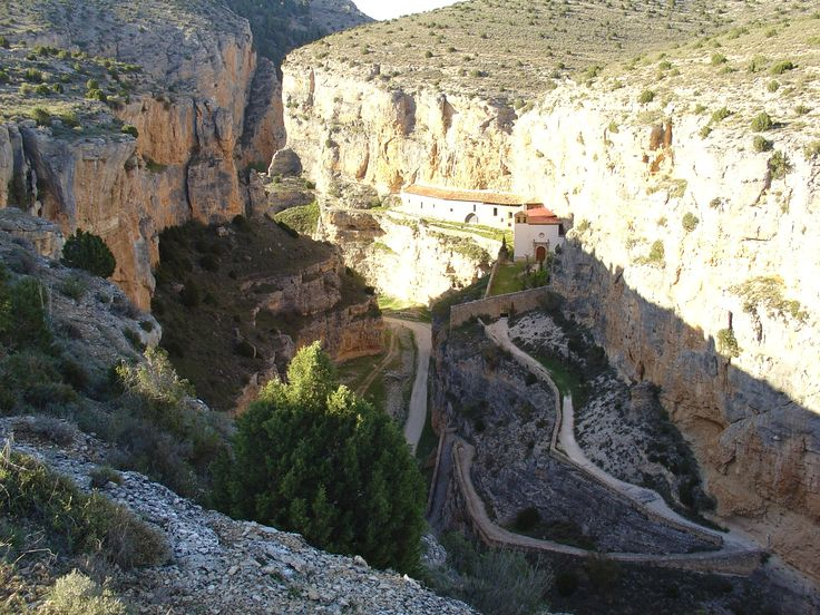 Barranco de la Hoz Seca -Jaraba-