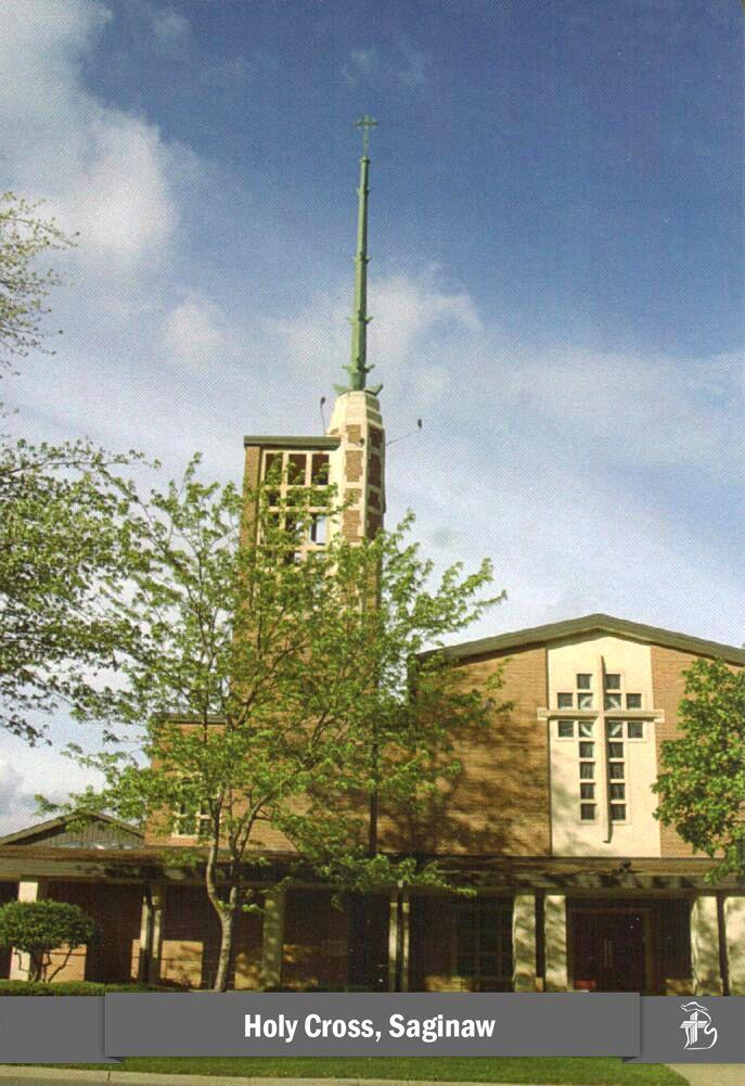 Holy Cross Lutheran Church and School in Saginaw, Michigan ...