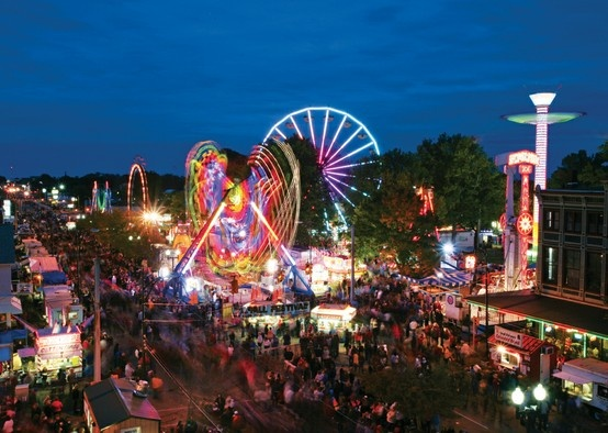 The West Side Nut Club Fall Festival is an annual festival of food and amusement rides that is a tradition for many Evansville families.