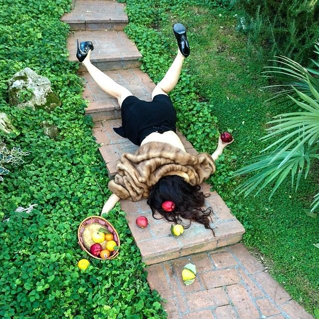 Hilarious Photos of People Falling Down by Sandro Giordano