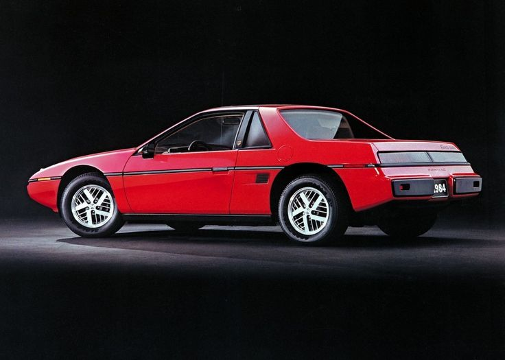 10 Cars That Are Way Too Dangerous to Drive - #7, Pontiac Fiero