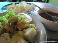 The best gado-gado in Town. -Gado-gado Tengku Angkasa