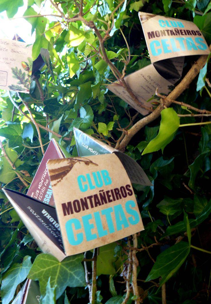 Políptico Montañeros Celtas