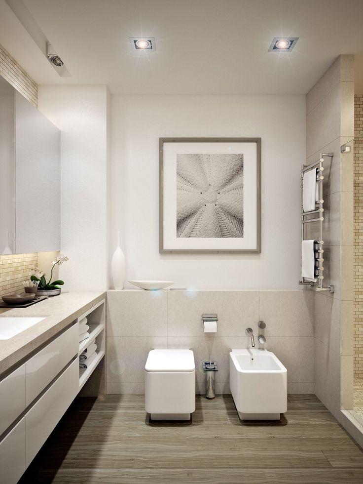 5 ideas para un apartamento de un dormitorio con estudio (Incluye Planos)